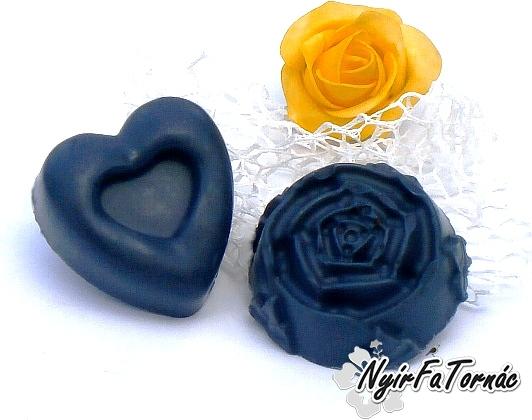 Nyírségi Prémium Fekete szappan citrom illattal - üde, egészséges bőrért